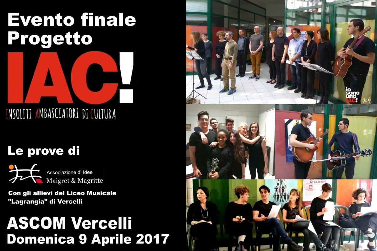 Prove Iac 9 Aprile 2017 - Ascom Vercelli