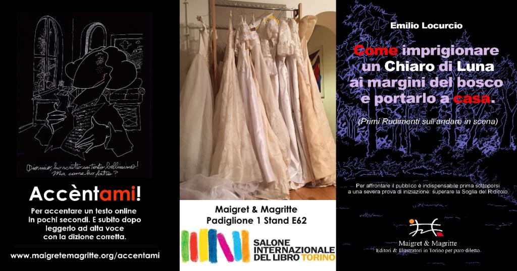 Salone del Libro | Maigret & Magritte