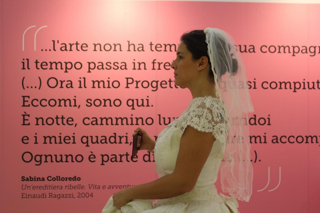 Salone del Libro - Parata delle Spose | Maigret & Magritte