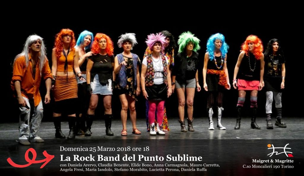 La Rock Band del Punto Sublime