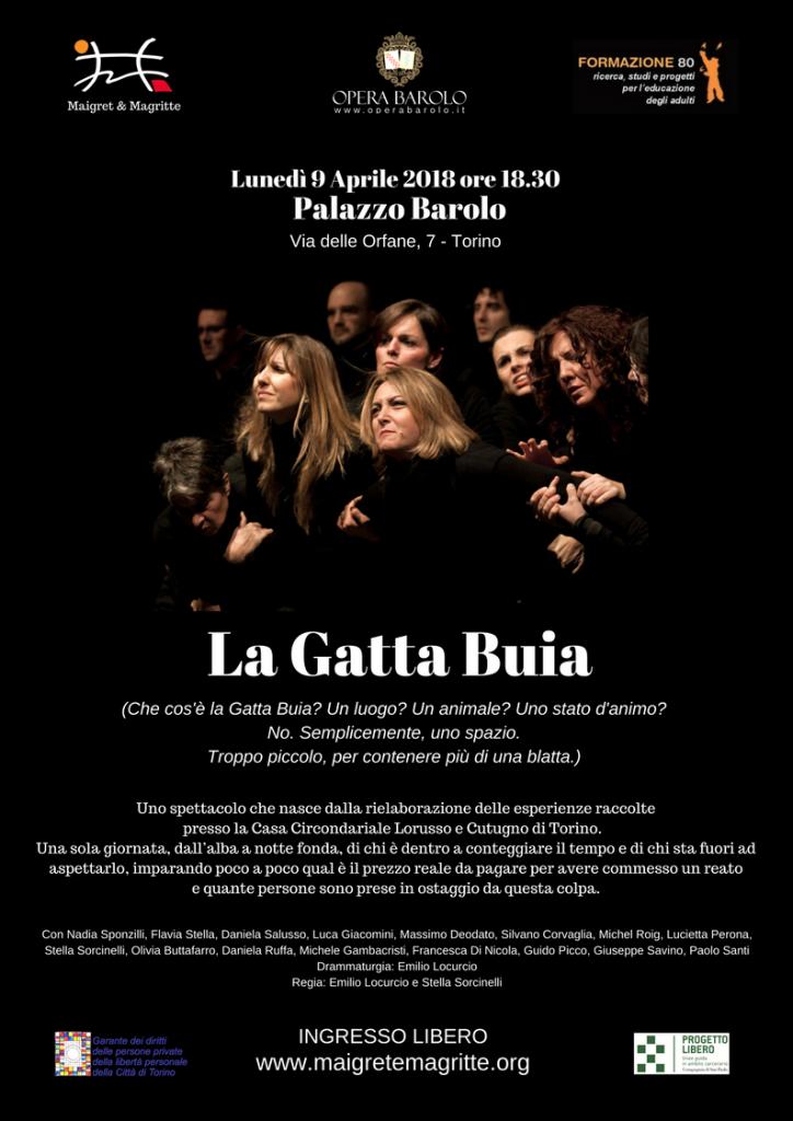 La Gatta Buia