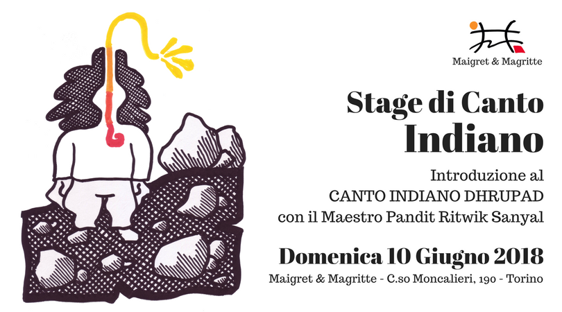 Stage Canto Indiano