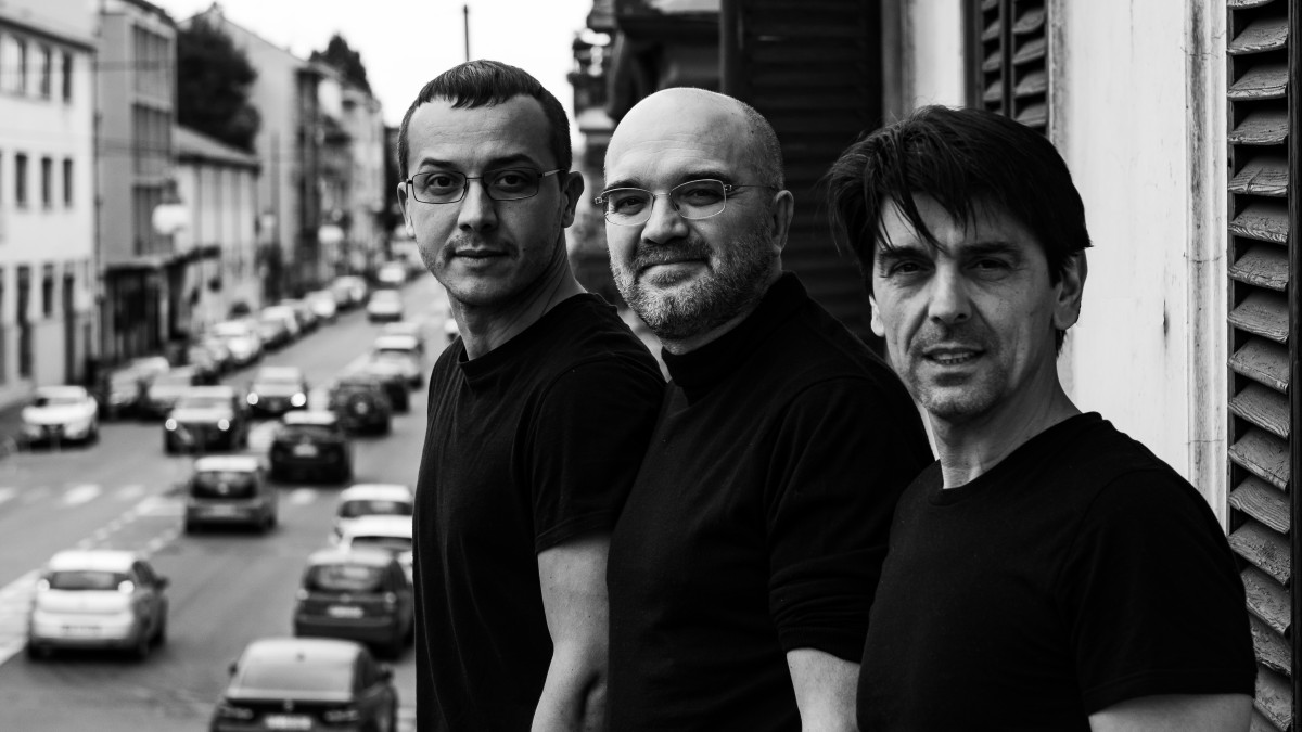 Giorgio Bertolusso, Luca Giacomini, Max Deodato
