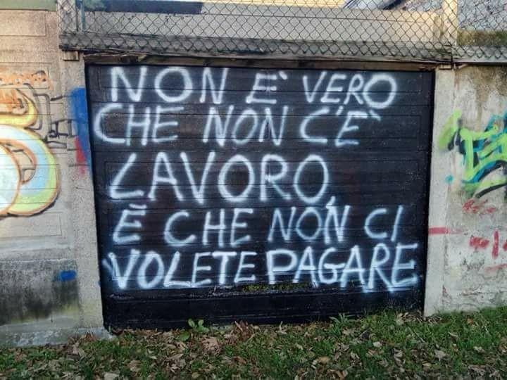 """""""Come una scritta sul muro di una città"""""""